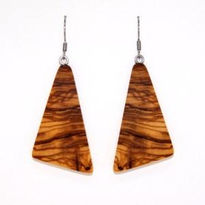 Boucles d'oreilles Triangle – Olivier