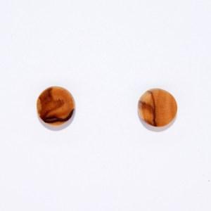 Puces d'oreilles – Olivier Ø 0.6cm