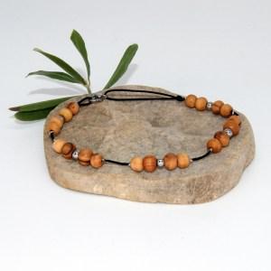 Bracelet de cheville «le métallisé»