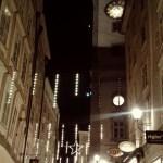 Salzburgo lleno de luces navideñas