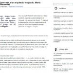 Arquiparados – Entrevista a un arquitecto emigrado