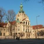 Postal de domingo – Primavera en Múnich