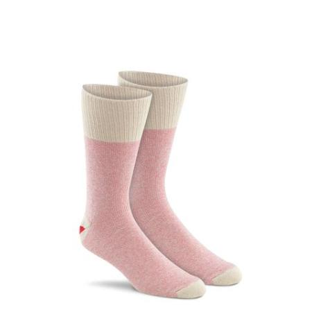 Red Heel Socks for Toy making