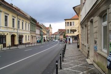 Brasov street