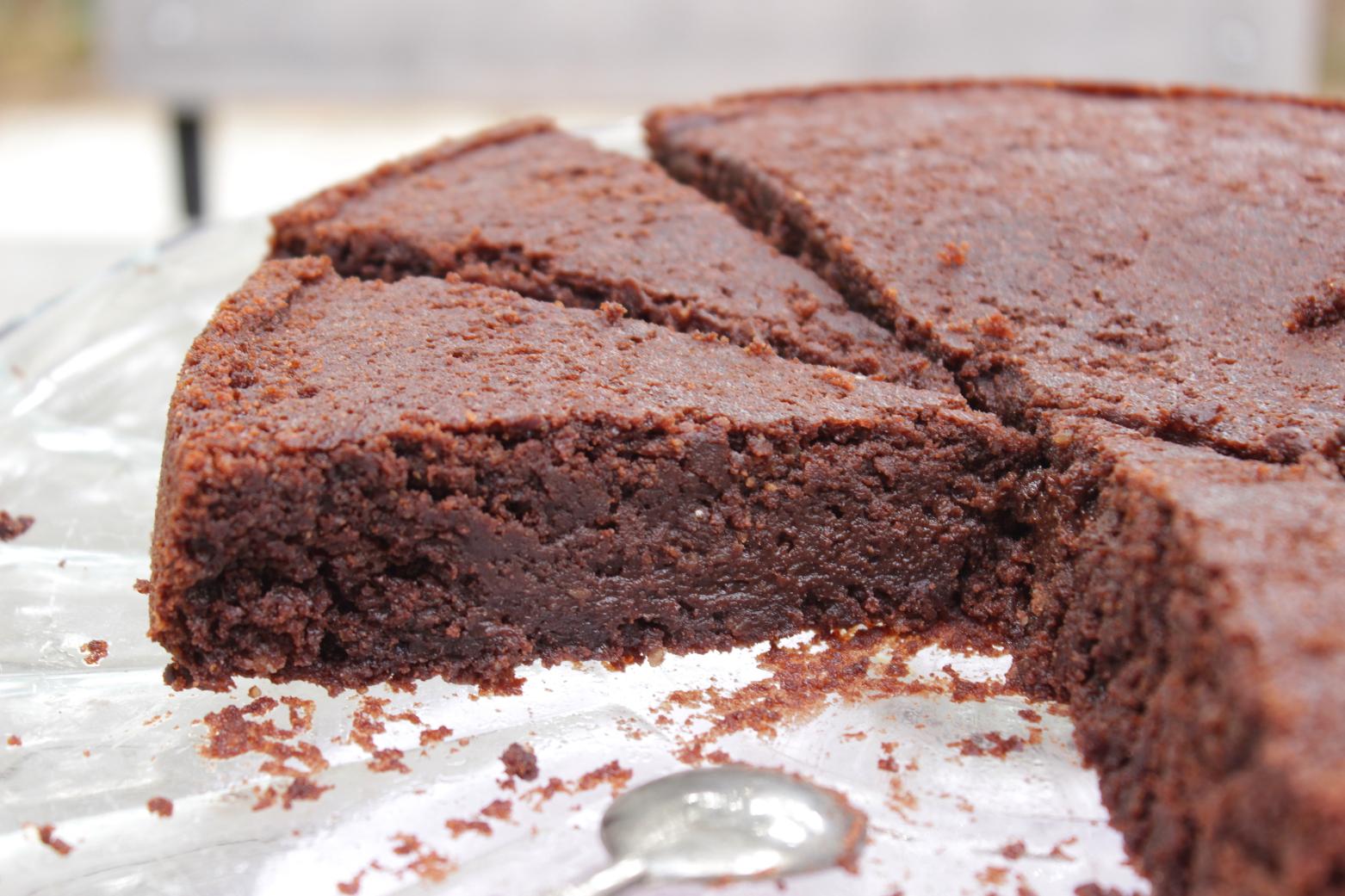 Gateau Chocolat Sans Sucre