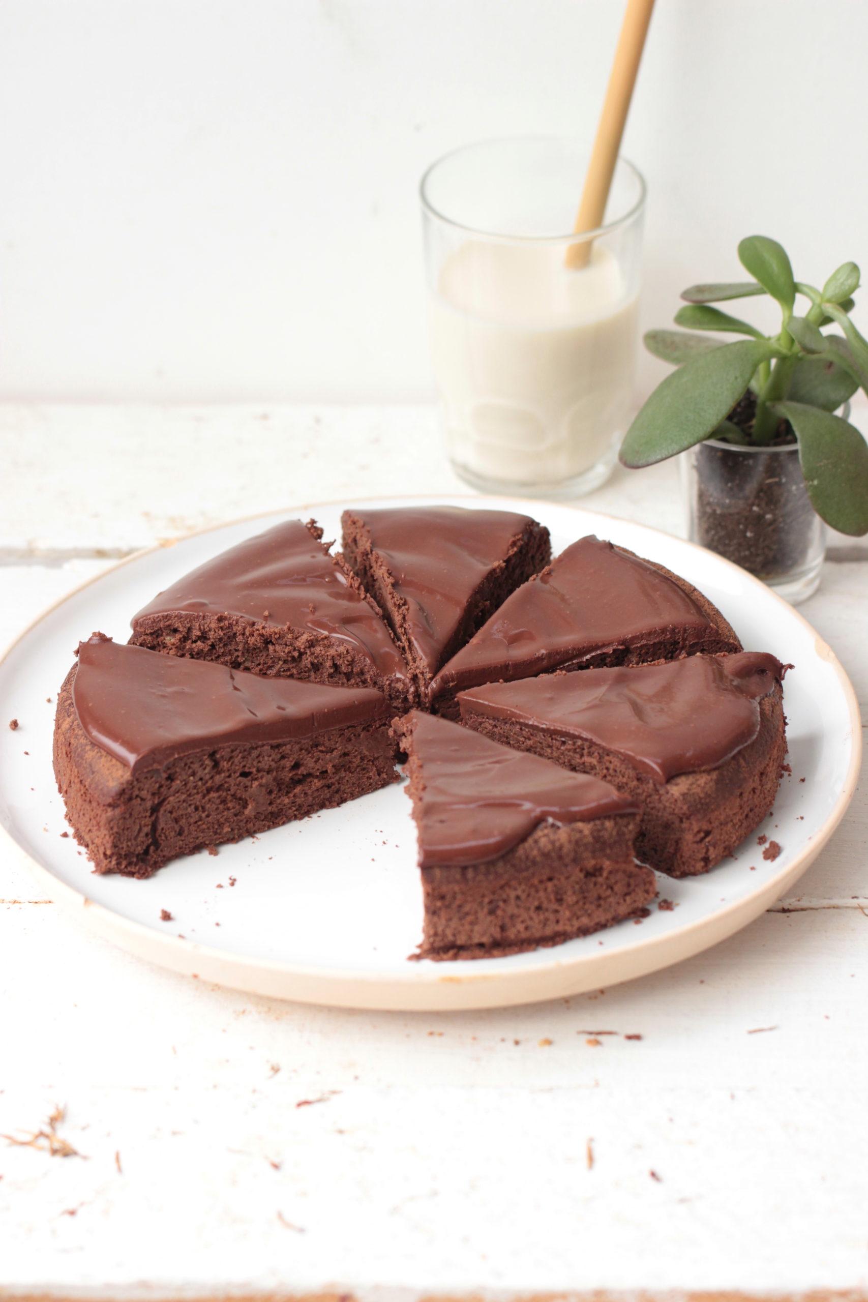 Fondant mousseux au chocolat