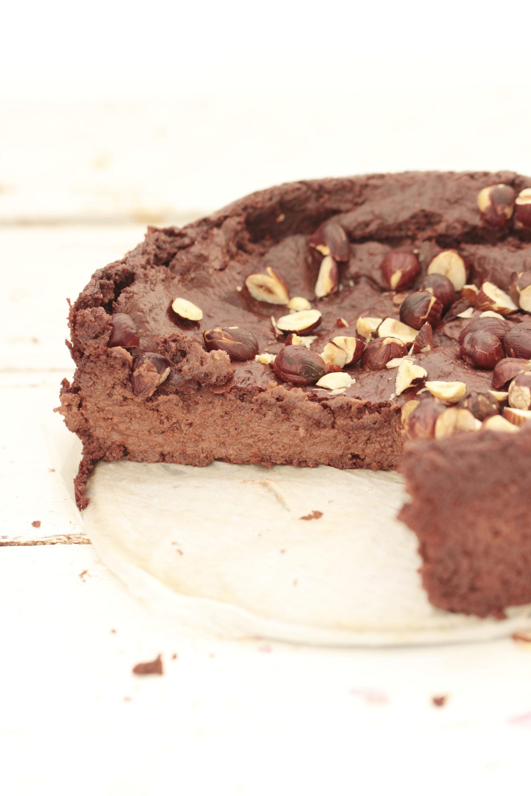 Ultrafondant chocolat pomme de terre vegan et sans sucre