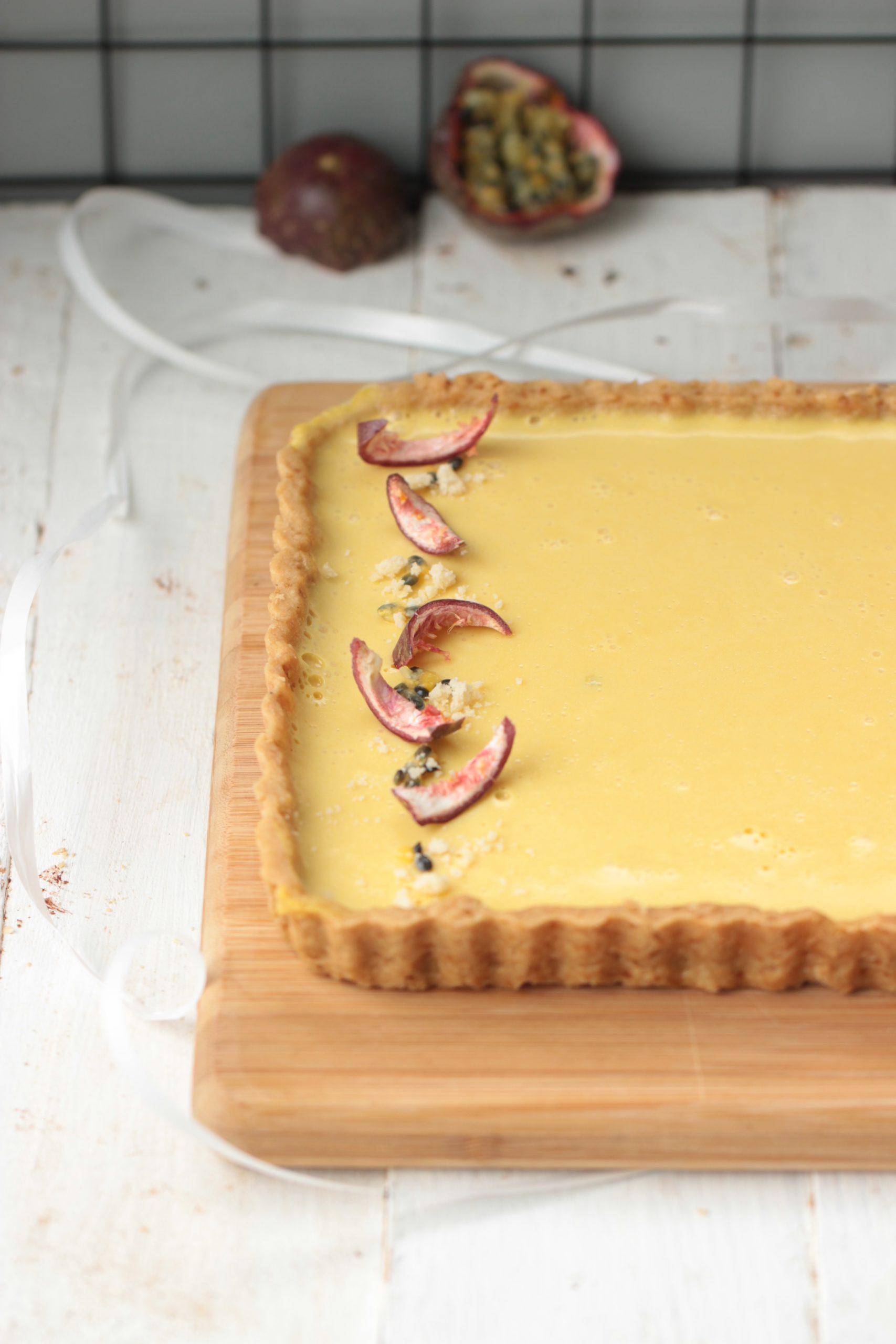 Pâte à tarte vegan