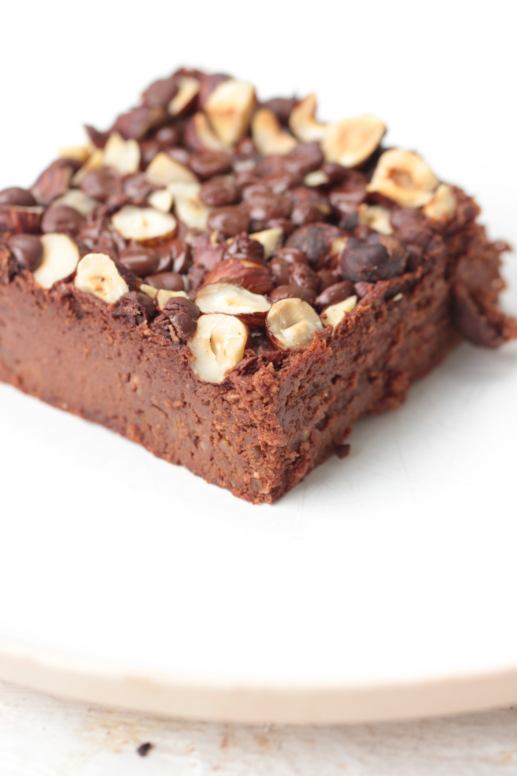 BROWNIE ultra simple, 3 ingrédients, vegan et sans gluten