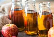Apple cider vinegar is beneficial for health in some ways