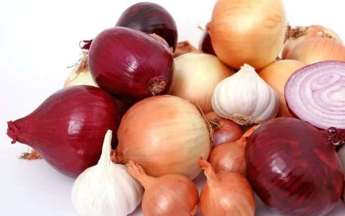 Onion is a very popular vegetable