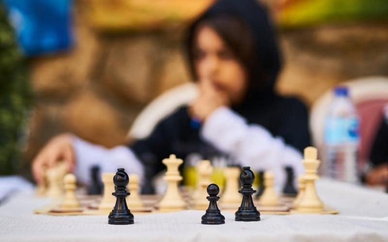 interesting facts about game of chess