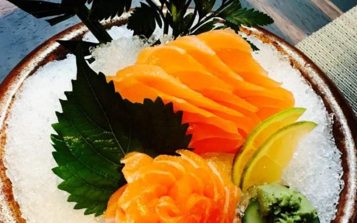 salmon is a good source of vitamins