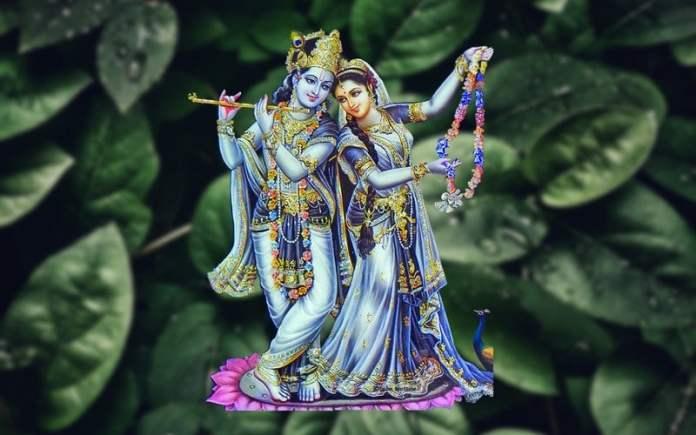 Sri Krishna and Shani sade sati