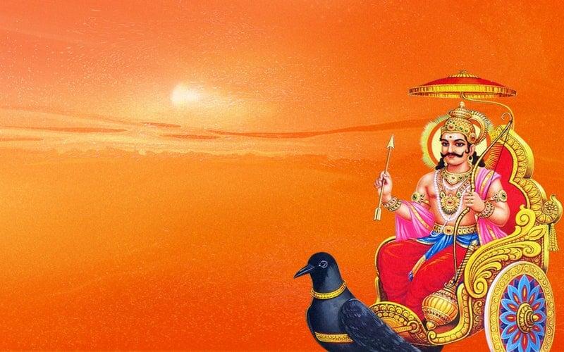 Shani dev sade sati on his guru