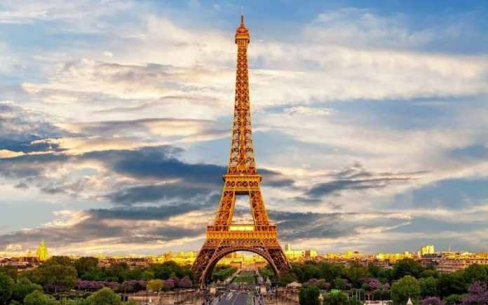 france eiffel tower