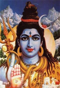 Shiva -Kundalini Yoga