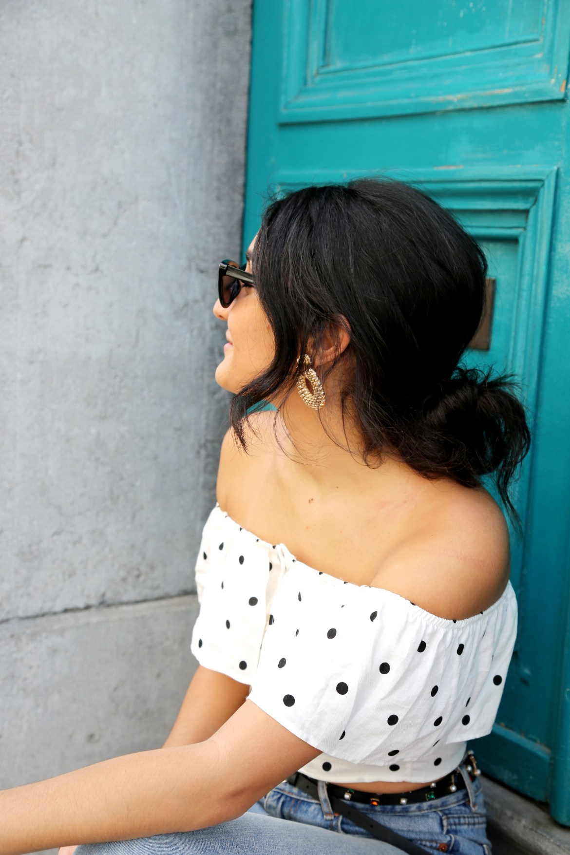 Summer Trend - Polka dot by Lallasmind