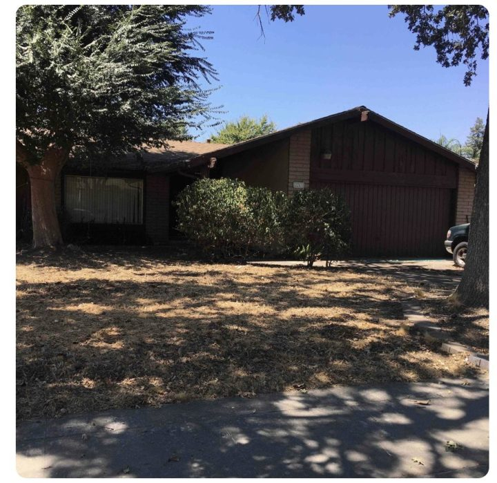 [$187,000] Investment Property For Sale In Visalia, CA – ARV: $250,000