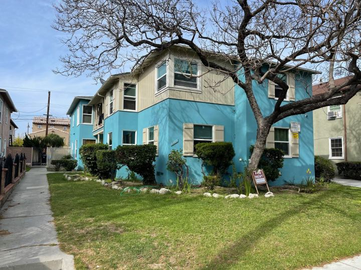 4-Unit Multifamily Wholesale Deal In Los Angeles, CA