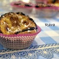 I Pastéis de nata di Belém (pasticceria portoghese): la ricetta più cliccata del 2012!