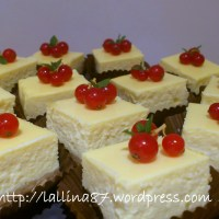 "London Cheesecake ""contaminato"" (cotto)"