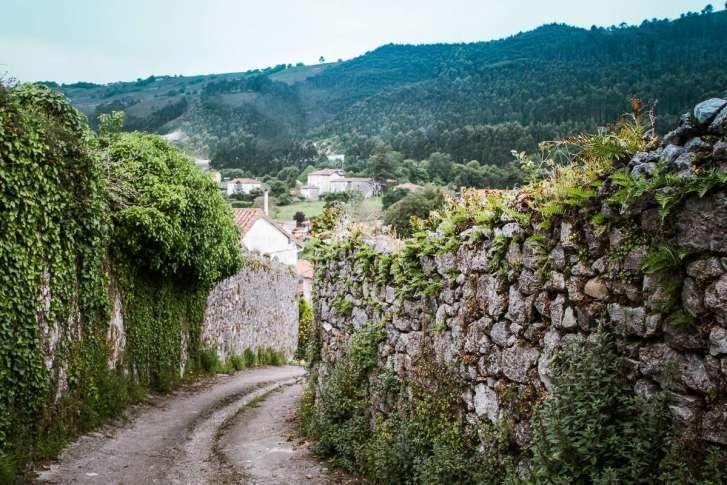 Caminos de Pendueles