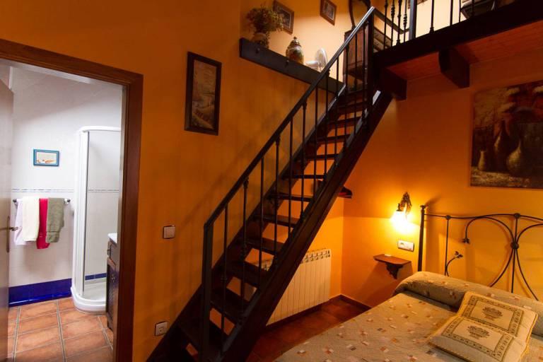 Escaliers duplex