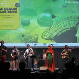 The Entangled ICFO Band