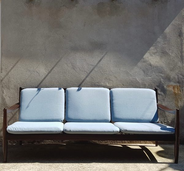Canapé en teck Grete Jalk