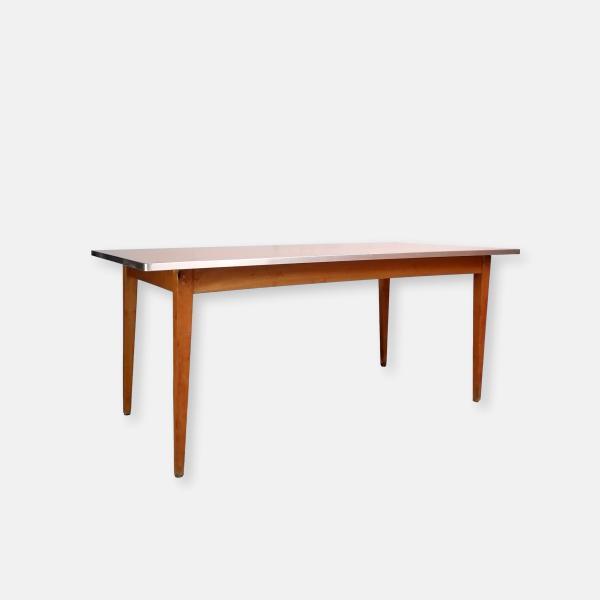 Grande table vintage