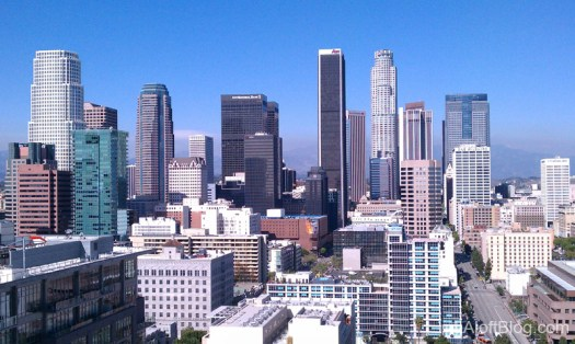 South Park District in Downtown Los Angeles