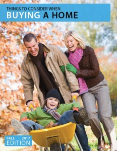 Home Buyers Guide Fall 2017 Buying a Home
