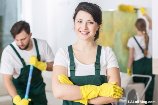 Loft cleaners, janitorial, maids, housekeeper and other loft specialist pros