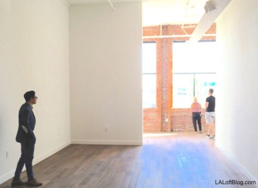 Agent at Art House Lofts DTLA