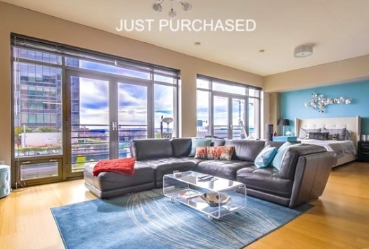 Just Purchased loft in Downtown Los Angeles