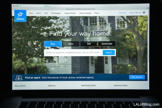 Zillow overtakes Real Estate industry
