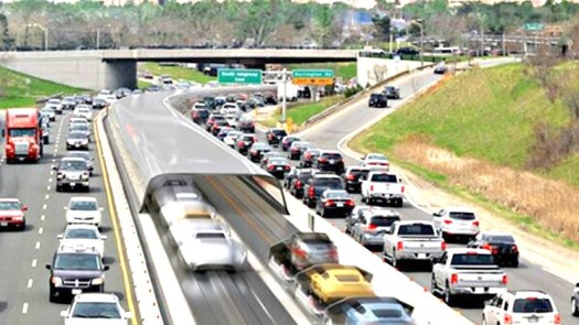Arrivo promised to reduce traffic in Los Angeles