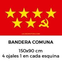 bandera comuna de madrid