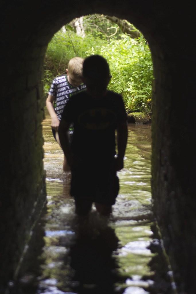 Exploring Tunnels
