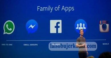 এক হচ্ছে WhatsApp, Isntagram আর FB Messenger!