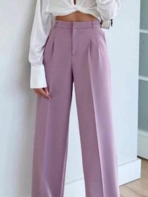 Ženske hlače palazzo