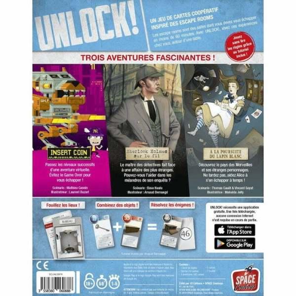 Unlock! 5 - Heroic Adventures