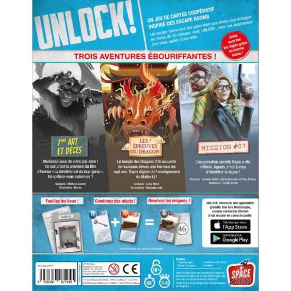 Unlock! 7 - Epic Adventures