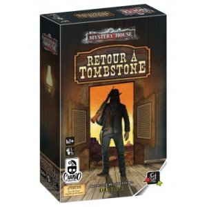 Mystery House – Retour à Tombstone (Extension)