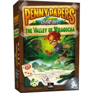 Penny Papers : The Valley Of Wiraqocha