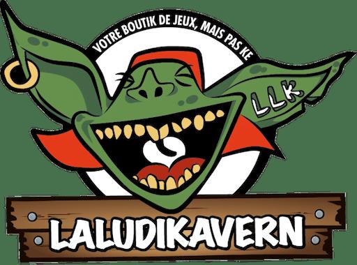 Logo LaLudiKavern