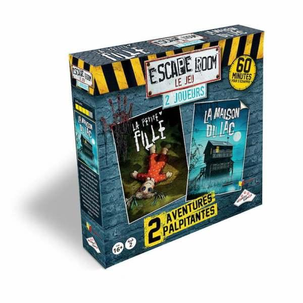 Escape Room 2 joueurs - La Petite Fille et la Maison du Lac