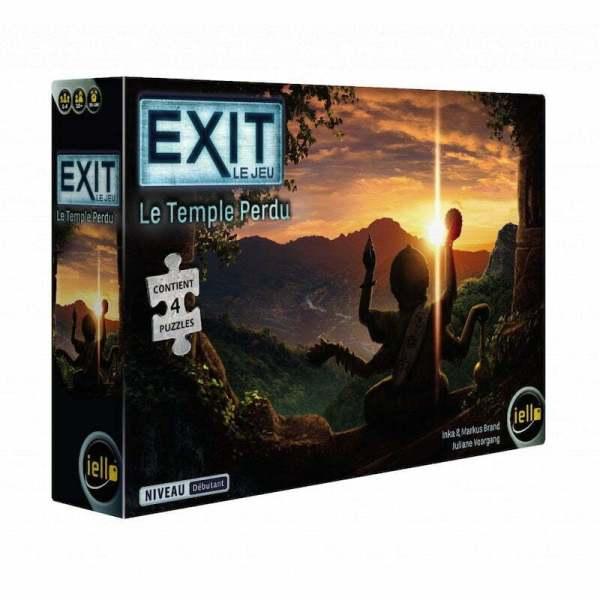 Exit Puzzle : Le Temple Perdu
