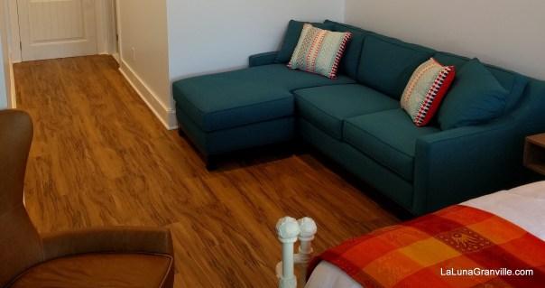 Azul lounge area